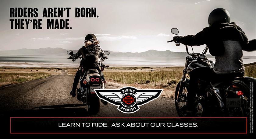 Harley Davidson's Branding - American, Free, Bad-Ass