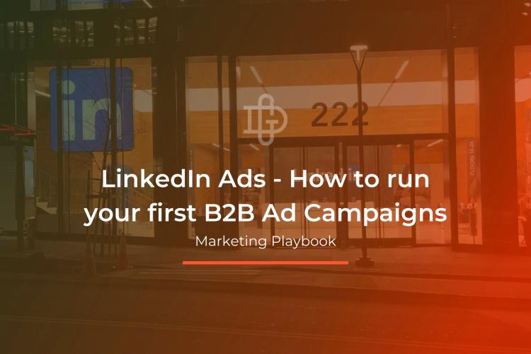 dejan running linkedin ad campaigns